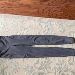 "Fast and Free Tight 25"" Nulux Lululemon leggings"